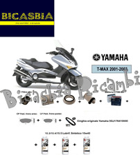 10749 - REPLACEMENT KIT OIL FILTER BELT BATTERY YAMAHA 500 T MAX 2001 - 2003