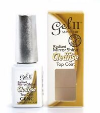 La Palm Nail Gel ll Gel Polish Radiant Mirror Shine No-Cleanse Top Coat .5oz