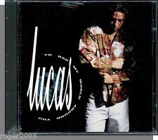 Lucas - To Rap My World Around You - New 1991, 14 Song Rap CD!