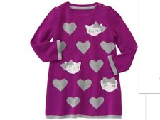GYMBOREE  Kitten  Sweater  Dress NWT  SIZE  18-24 MONTHS