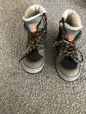 Boys Infant 7 Winter Boots