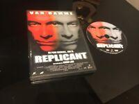 Replicant DVD Van Damme Ringo Lam