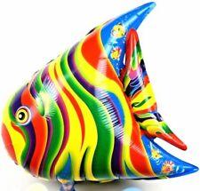 Helium Foil Balloon Fish Nemo Fishing Bait Rainbow Present Balloon
