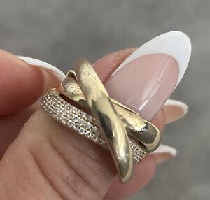 ring gold 585 massiv