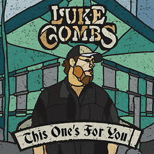 This One's for You [LP] by Luke Combs (Vinyl, Jun-2017, Sony Music)