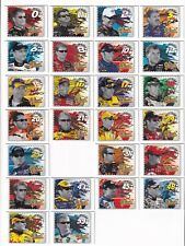 2004 American Thunder POSTMARK NEAR-Complete 25/27 card set BV$25! No #18 or 27.
