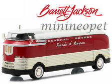 GL 29843 1950 PARADE OF PROGRESS GM GENERAL FUTURLINER 1/64 BARRETT JACKSON