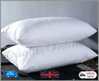 1000gsm Firm Support Pillow Anti Allergenic Extra Filled Hotel Quality 2 XPillow