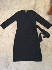 Oh Baby by Motherhood Maternity Black Dress - Size Small