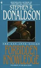 STEPHEN R. DONALDSON - FORBIDDEN KNOWLEDGE - Gap Series (2)