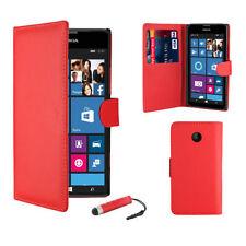 Fundas y carcasas Para Nokia Lumia 530 de color principal rojo para teléfonos móviles y PDAs Nokia