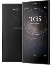 Sony Xperia L2 5.5-Inch 32 GB Android Smartphone 13MP Camera  - Black (2755)