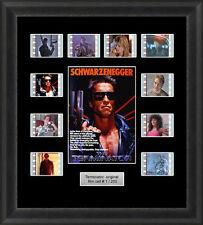 Terminator (1984) Mounted Framed 35mm Film Cell Memorabilia