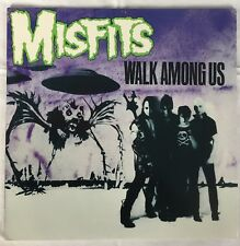 Misfits - Walk Among Us LP US Press Raro!!!