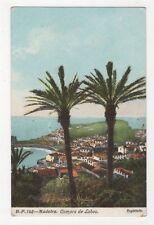 Madeira, Camara de Lobos Postcard, B145
