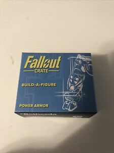 Fallout Crate Build A Figure. Power Armor. Box 3 of 6