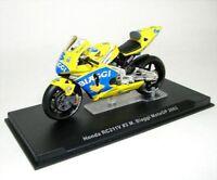Honda RC211 V No.3 M. Biaggi - MotoGP 2003, IXO, 1:24