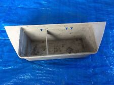 Toyota Landcruiser 79 series ute  plastic storage box body console box GREY 1458