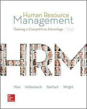 NEW Human Resource Management By Noe Hardcover Free Shipping
