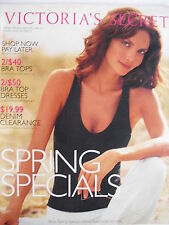 EUGENIA SILVA Spring Specials 2003 Victoria's Secret Catalog VOLUME 2