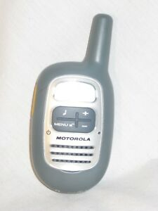 single unit Motorola FV200 walkie talkie 2-way radio 1 replacement unit only*