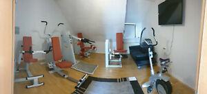 8x Hydraulik Zirkelgeräte,Zirkeltraining,Fitness Studio,Profigeräte,Kraftsport