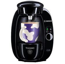 Bosch TAS2002 Tassimo Multi Getränke Automat 3.3 Bar 1300W Glossy Schwarz