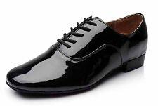 Salón de baile del tango de baile latino zapatos del baile del hombre Boy Man