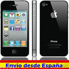 Telefono Movil Original Apple iPhone 4S NEGRO 8GB / Libre / Nuevo OUTLET