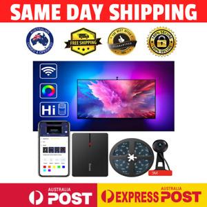 Govee LED TV Backlights WiFi TV Backlight Kit with Camera TV Led Strip Lights AU
