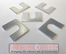 """5pk 1946-85 Ford 1/8"""" Body Fender Shims Adjuster Camber Caster  Alignment Square"""