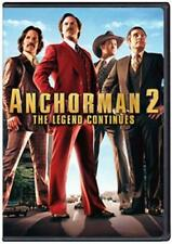 Anchorman 2 - The Legend Continues DVD NEW DVD (PHE1905)