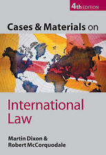 Law International Law Adult Learning & University Books in English