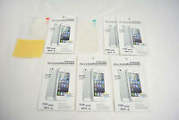 6 X Clear Front+Back Screen Cover Protector *FULL BODY* For APPLE iPhone 4 4S
