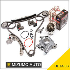 Timing Chain Kit Water Oil Pump Fit Nissan Altima Maxima 350Z Infiniti VQ35DE