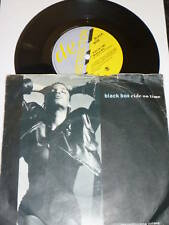 BLACK BOX-Ride On Time-eliminati 1989 UK 2-TRACK 7""