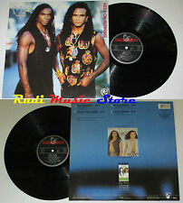 LP MILLI VANILLI Keep on running 45 rpm 12'' 1990 germany HANSA NO cd mc dvd