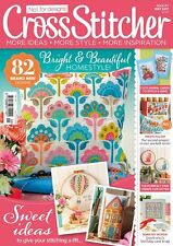 Cross Stitcher Magazine  Issue 317 May 2017 (new) no free gifts