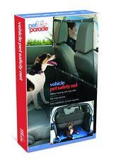"""Vehicle Pet Safety Net Universal Car Truck Van Barrier Blocker 49 x 26.5"""" Safe"""