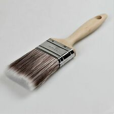 63mm/2.5 Inch Premier Synthetic Straight Water Based Gloss Emulsion Paint Brush