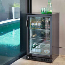 Gasmaster 118L Glass Door Bar Fridge SF11M1
