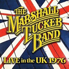 The Marshall Tucker Band - Live in the UK 1976 [New CD]