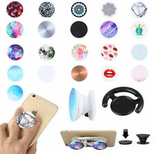 Universal Mini Phone Holder Expanding Stand Grip Pop Mount Phone Tablets US LOT