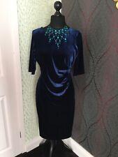 NWOT Velvet Dress Size 8