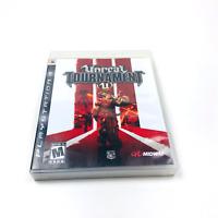 Unreal Tournament III (Sony PlayStation 3, 2007) CIB