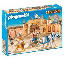 PLAYMOBIL 5837 ARENA Romana Colosseo con Lunix e GLADIATORI NUOVO IN SCATOLA