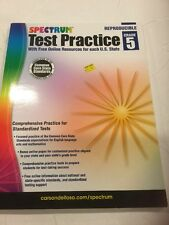 Spectrum Test Prep Reproducible Grade 5 New