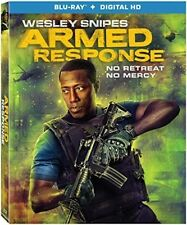 Armed Response [New Blu-ray]