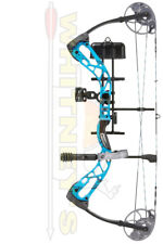 Diamond by Bowtech Infinite Edge SB-1 Blue Right Hand RAK Package-7-70# 15-30""