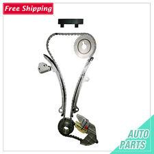 Timing Chain Kit Fits Nissan QR20DE 2.0L X-TRAIL(T30) PRIMERA(P12) DOHC 2001-02